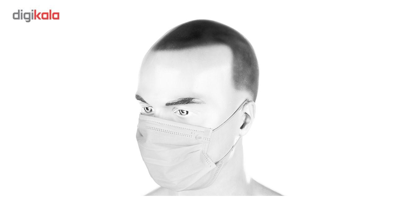 خرید                     ماسک تنفسی آران مد بسته 3 عددی