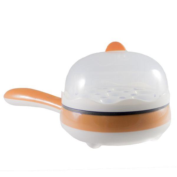 تخم مرغ پز 2 کاره برقی کد 120004