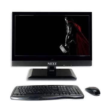 تصویر کامپیوتر همه کاره 21.5 اینچی نکست مدل AR3240-22A NEXT AR3240-22A  21.5Inch All-in-one