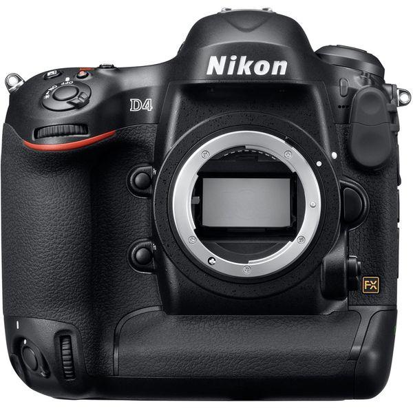 دوربین دیجیتال نیکون مدل D4 بدون لنز