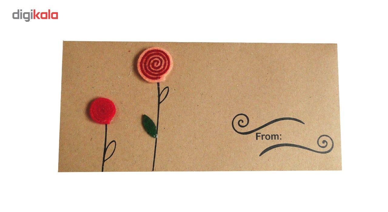 پاکت هدیه طرح  Fantastic Art بسته 10 عددی main 1 2