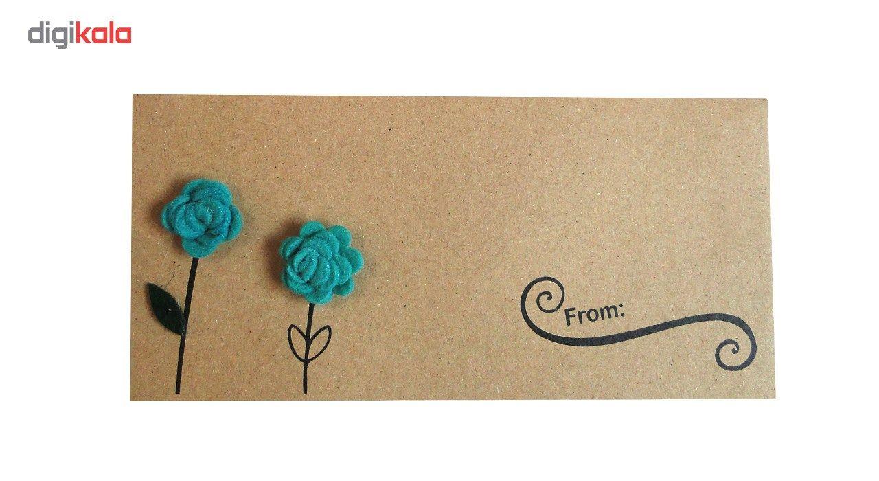 پاکت هدیه طرح  Fantastic Art بسته 10 عددی main 1 8