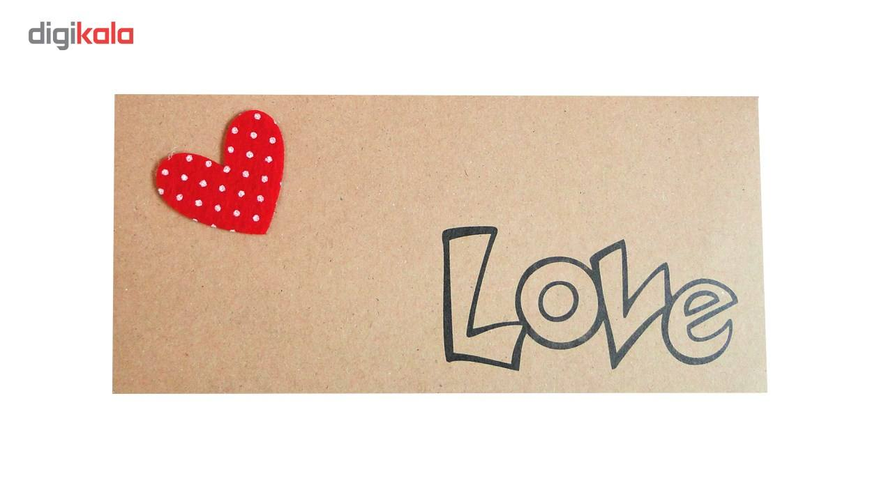 پاکت هدیه طرح  Fantastic Art بسته 10 عددی main 1 10