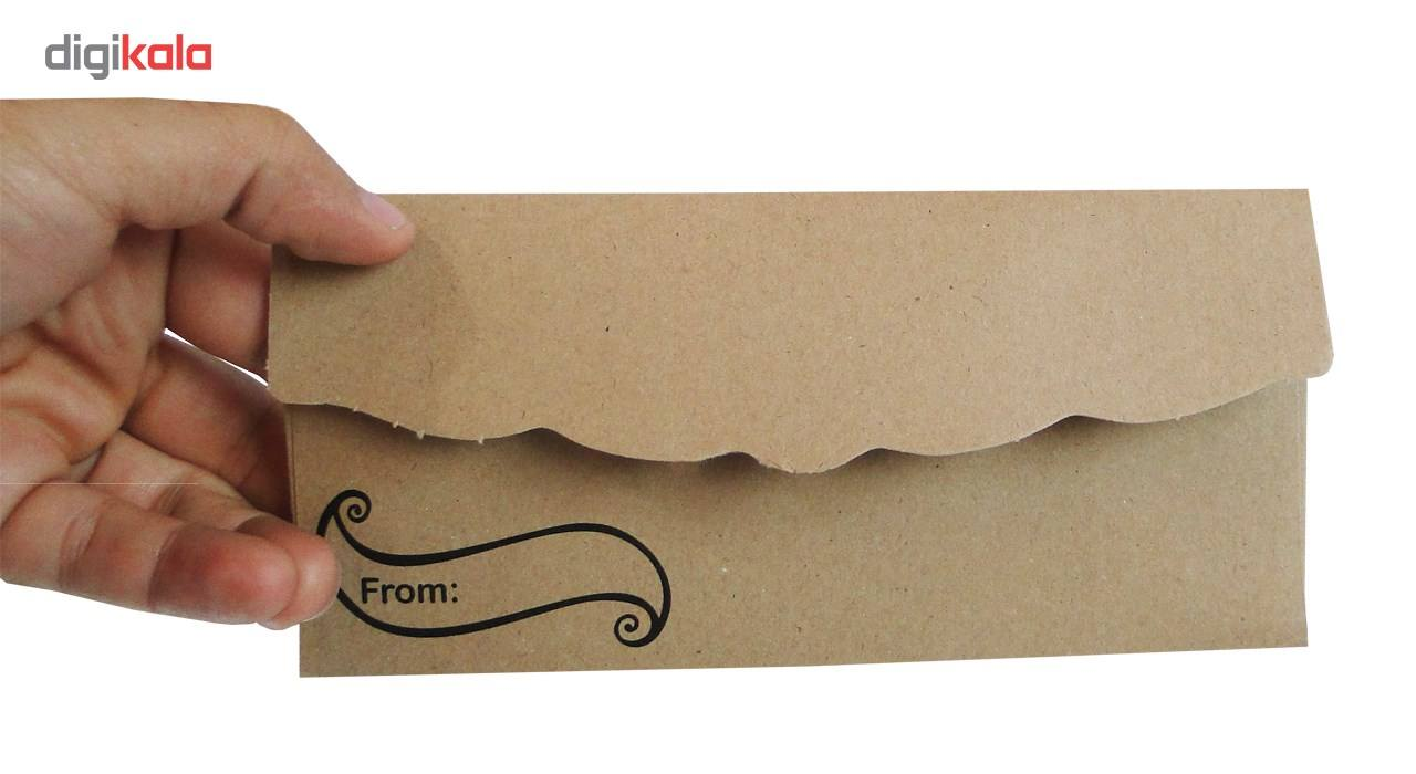 پاکت هدیه طرح  Fantastic Art بسته 10 عددی main 1 14