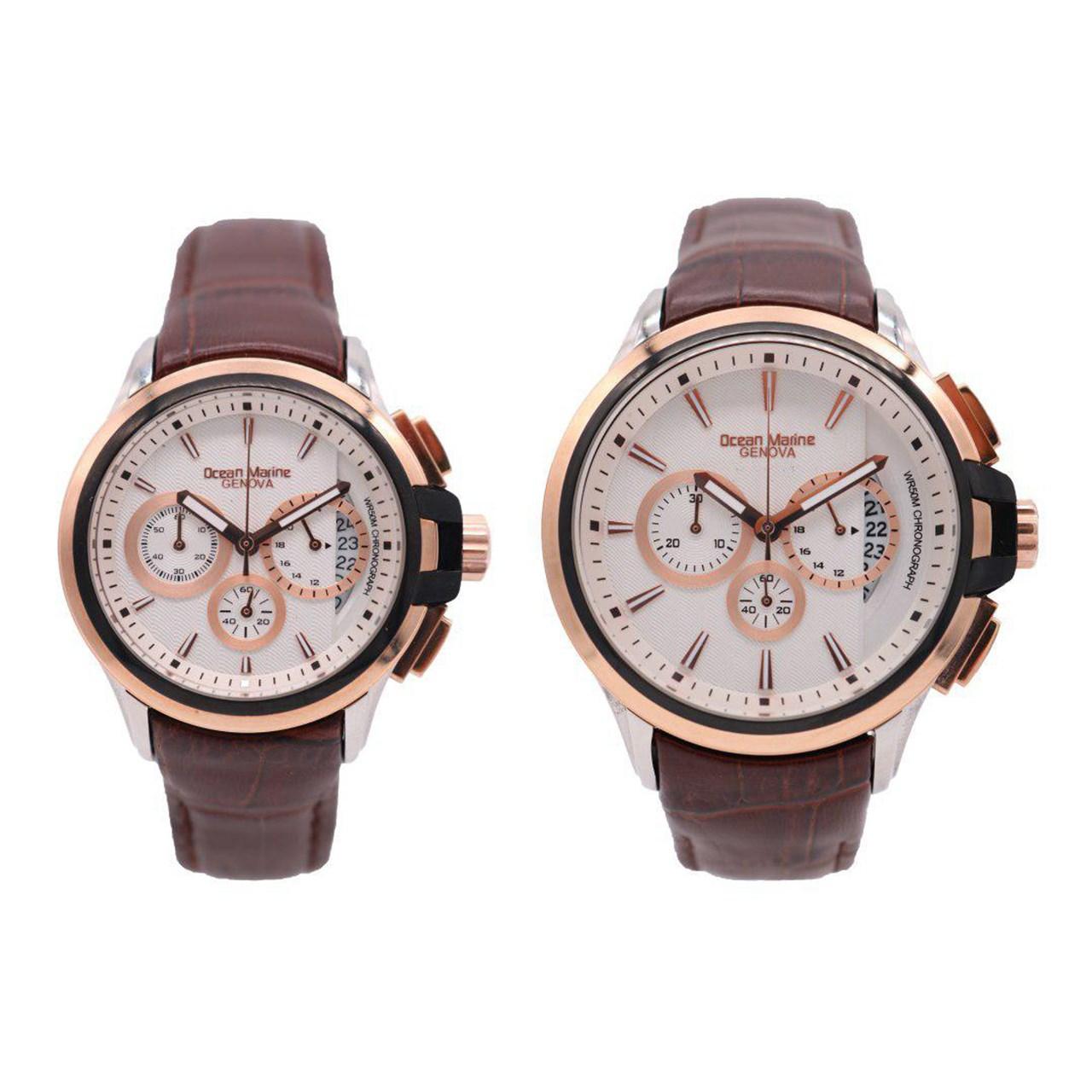 ساعت ست مردانه و زنانه اوشن مارین مدل Z-318Ga3 و Z-318La3