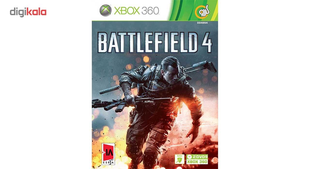 بازی Battlefield 4 مخصوص XBOX 360