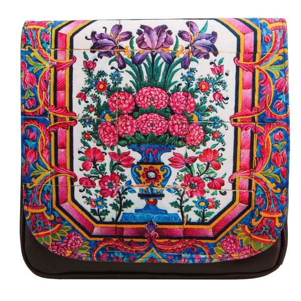 کیف دوشی زنانه گالری وستای مدل بهشت کد 91030