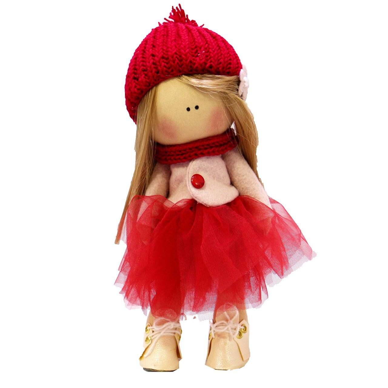 عروسک دست ساز ایرسا مدل ژاله
