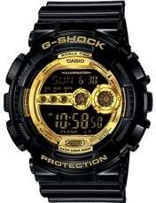 ساعت مچی دیجیتالی مردانه کاسیو مدل GD-100GB-1DR -  - 1