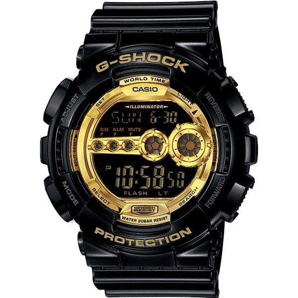 ساعت مچی دیجیتالی مردانه کاسیو مدل GD-100GB-1DR -  - 2