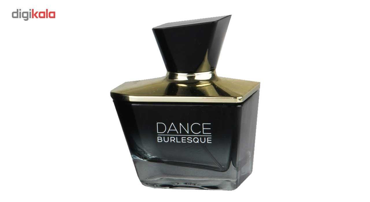 ادوپرفیوم زنانه لین یانگ مدل Dance Burlesque حجم 100 میلی لیتر -  - 3