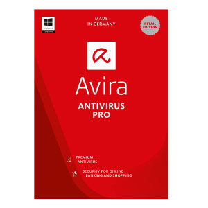 نرم افزار آنتی ویروس  Avira AntiVirus Pro 2021  یک کاربره یکساله نشر مجتمع نرم افزاری پارس