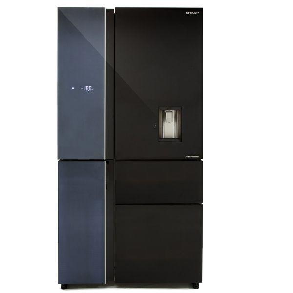 یخچال فریزر شارپ مدل FSD910WH5 | SHARP FSD910WH5 Refrigerator