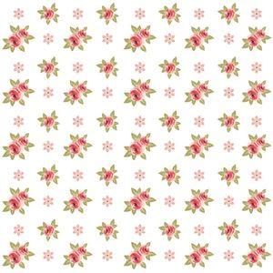 استیکر سالسو طرح royal flower