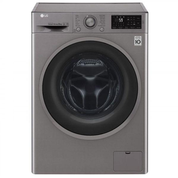 ماشین لباسشویی ال جی مدل WM-865  ظرفیت 8 کیلوگرم | LG WM-865 Washing Machine 8 Kg