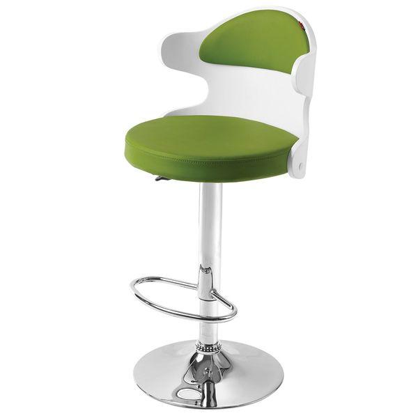 صندلی اپن هوگر مدل BH360 WHITE چرمی