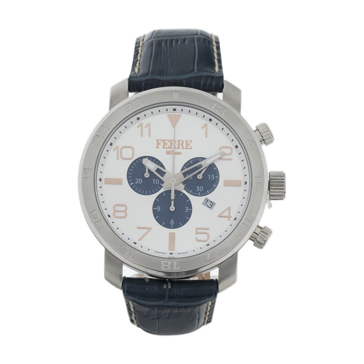 ساعت مچی عقربه ای مردانه فره میلانو مدل FM1G061L0021 27