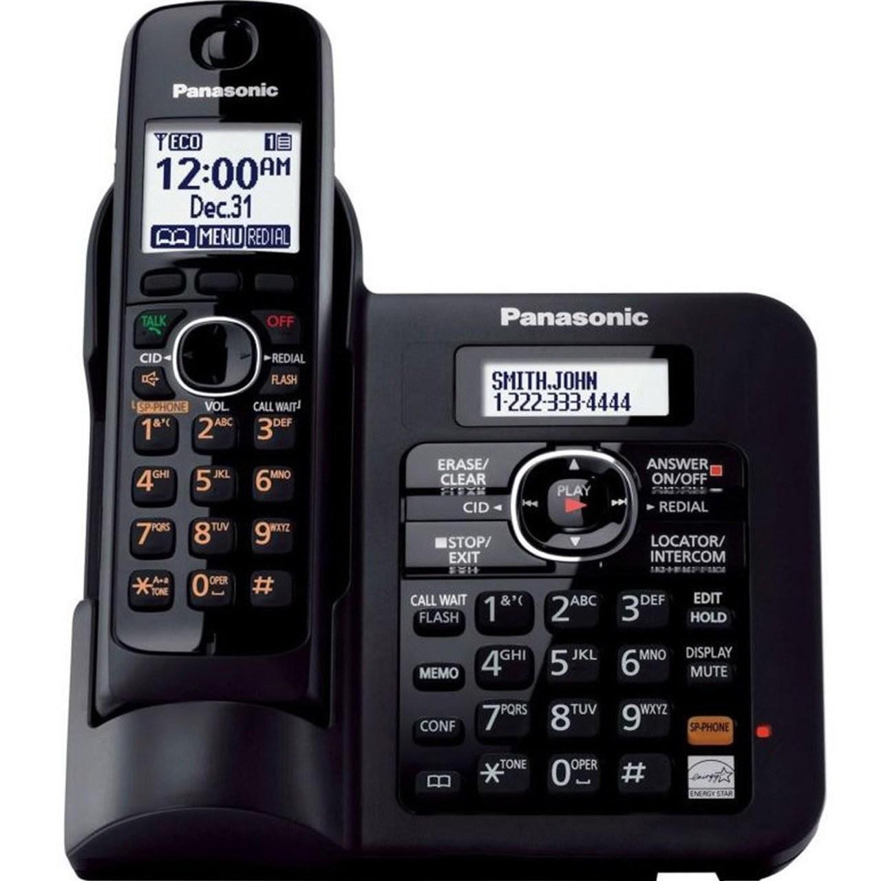 خرید اینترنتی تلفن بی سیم پاناسونیک مدل KX-TG3821BX