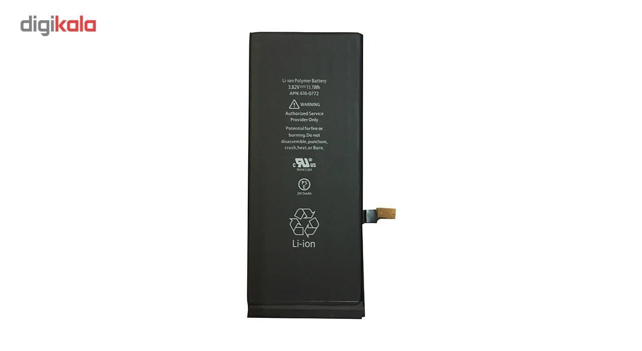 باتری موبایل مدل 0772-616 APN با ظرفیت 2915mAh مناسب برای گوشی موبایل اپل آیفون plus 6 main 1 1