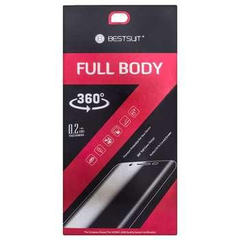 محافظ صفحه نمایش تی پی یو مدل Full Body مناسب برای گوشی موبایل سامسونگ Galaxy S8 Plus