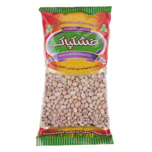 لوبیا چیتی خشکپاک مقدار 900 گرم