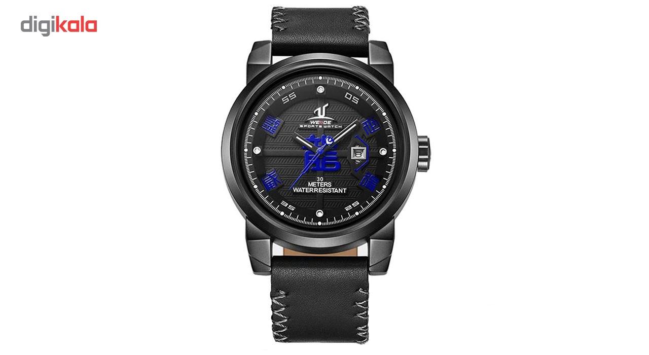 خرید ساعت مچی عقربه ای مردانه وید مدل UV1509-BLUE