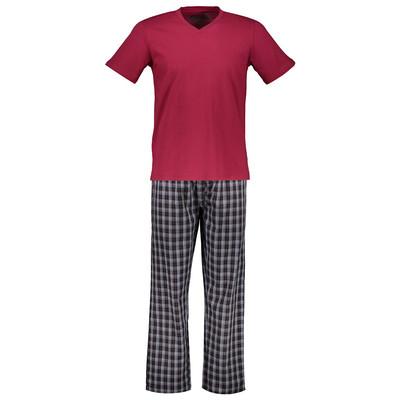 تصویر ست تی شرت و شلوار مردانه پی جامه ویوا مدل 2509