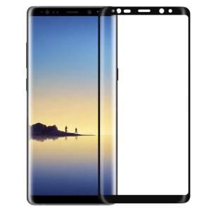 محافظ صفحه نمایش شیشه ای تمپرد ایکس او مدل Full Cover مناسب برای گوشی موبایل سامسونگ Galaxy Note 8
