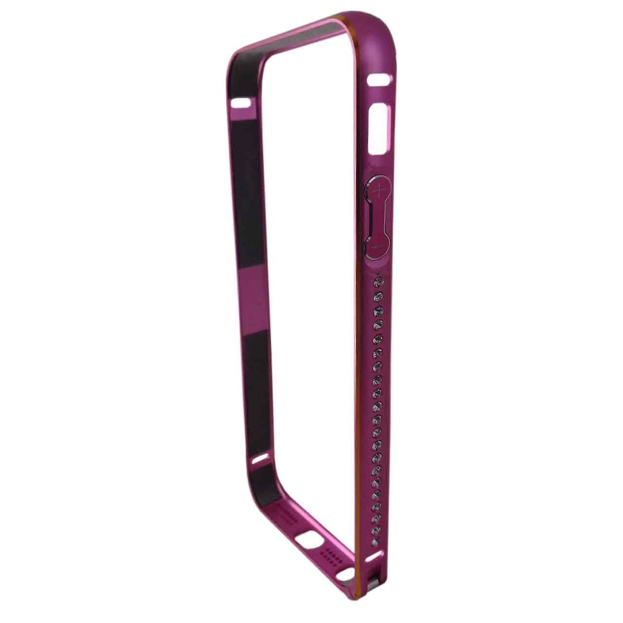 بررسی و {خرید با تخفیف} بامپر گوشی پرفکت مناسب برای گوشی موبایل آیفون 5/5S اصل