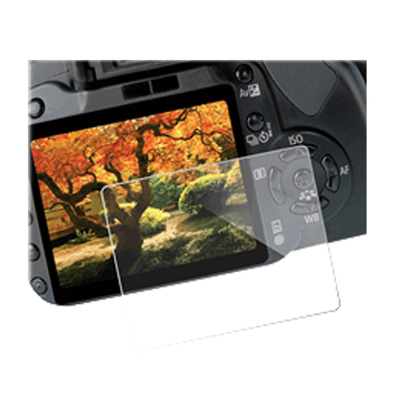 بررسی و {خرید با تخفیف} محافظ صفحه نمایش طلقی دوربین مناسب برای نیکون D7200 D7100 اصل