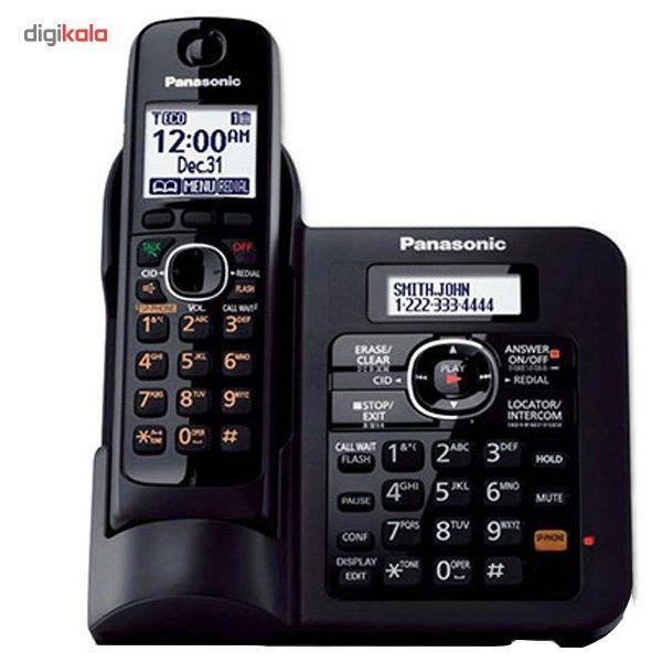 تلفن بی سیم پاناسونیک مدل KX-TG3821BX main 1 1