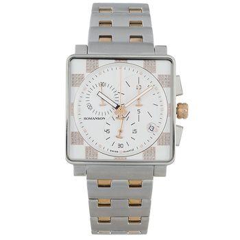 ساعت مچی عقربه ای مردانه رومانسون مدل TM9202HM1JA16R