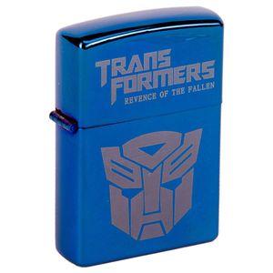 فندک طرح زیپو مدل Transformers