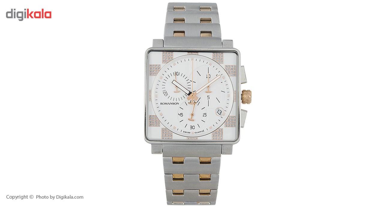 خرید ساعت مچی عقربه ای مردانه رومانسون مدل TM9202HM1JA16R