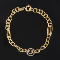 دستبند طلا زنانه,دستبند طلا زنانه طلای مستجابی