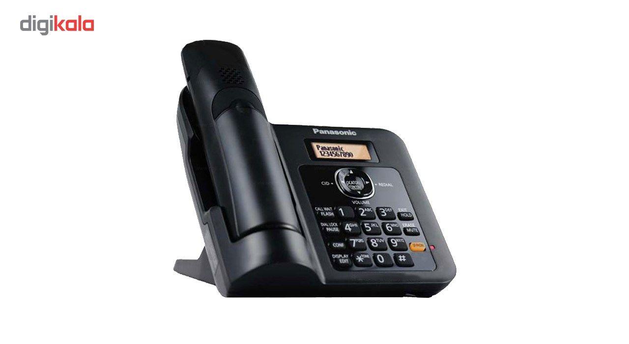 تلفن بی سیم پاناسونیک مدل KX-TG3821BX main 1 3