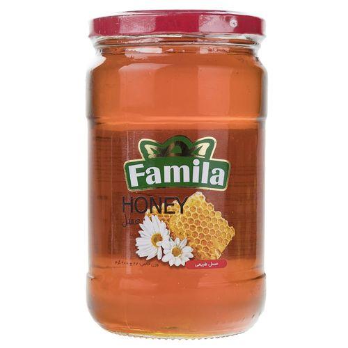 عسل فامیلا مقدار 900 گرم