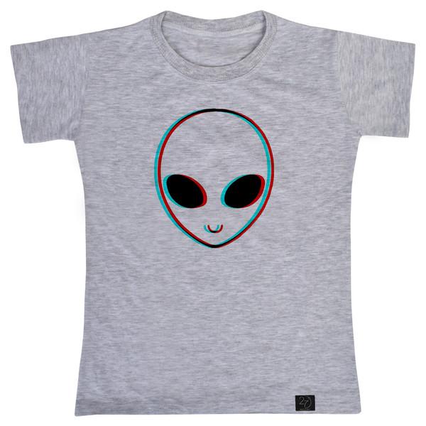تی شرت پسرانه 27 طرح ALIEN کد J12