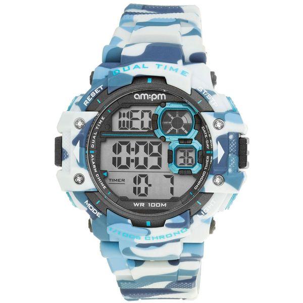 ساعت مچی دیجیتالی مردانه ای ام:پی ام مدل PC162-G391