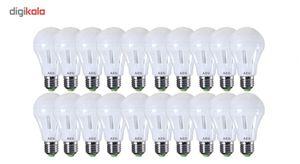 لامپ ال ای دی 6 وات آاگ مدل LK-N600 پایه E27 بسته 20 عددی  AEG LK-N600 LED Lamp E27 20 PCS