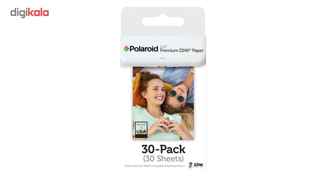 قیمت                      کاغذ چاپ سریع پولاروید مدل Premium ZINK بسته 30 عددی