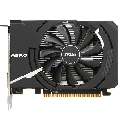 کارت گرافیک ام اس آی مدل Radeon RX 560 AERO ITX 4G OC