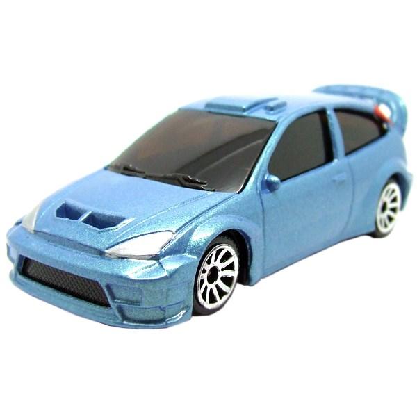 ماشین بازی ماژورت مدل Ford Focus WRC