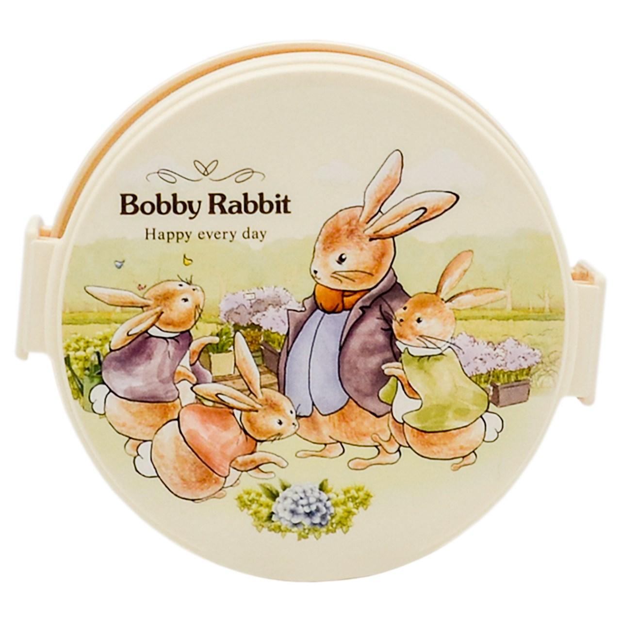 ظرف غذای کودک بابی رابیت مدل 1-1537