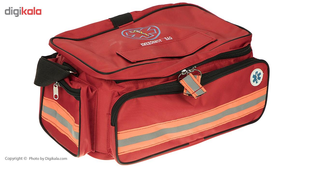 کیف کمک های اولیه مدل Emergency Bag