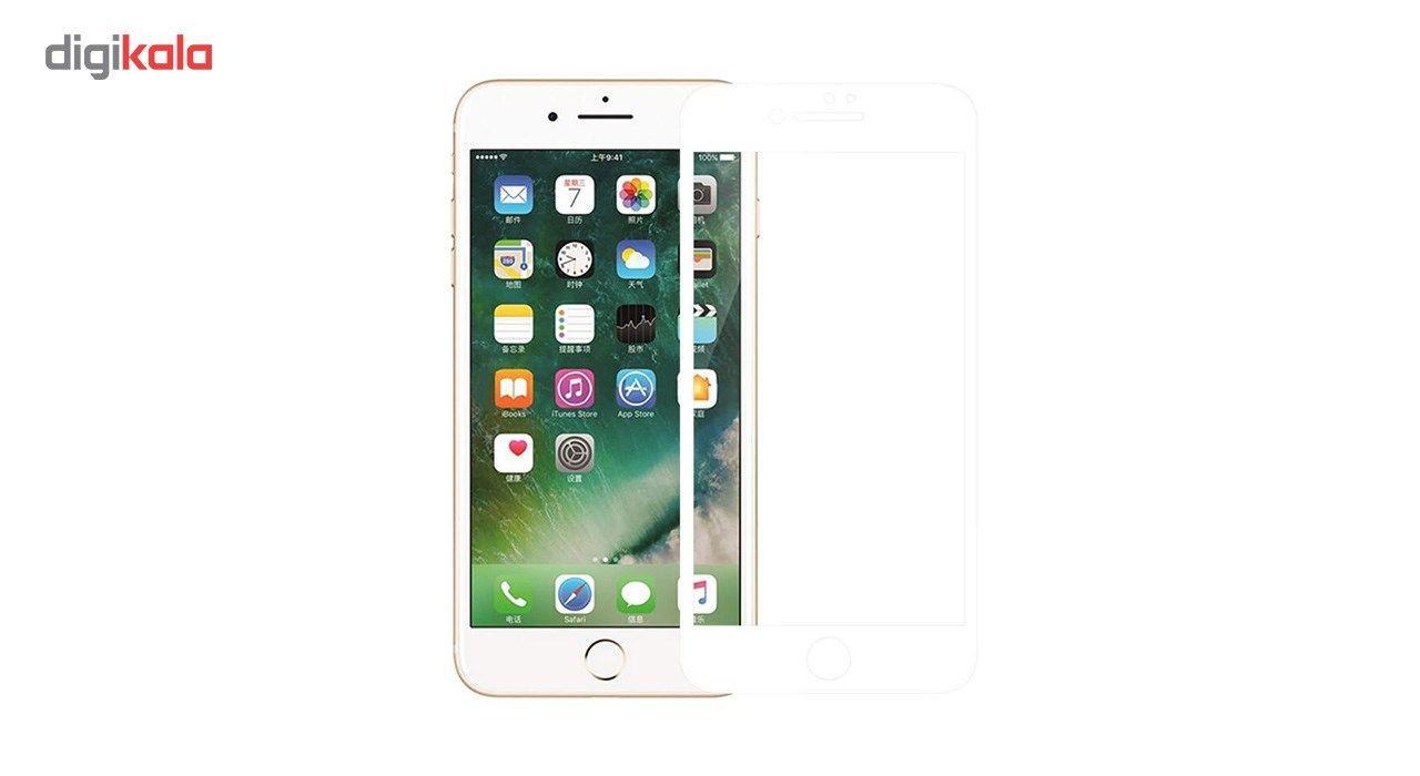 محافظ صفحه نمایش شیشه ای موکول مناسب برای گوشی موبایل اپل آیفون 8 main 1 2
