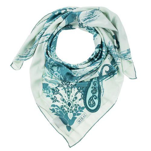 روسری میرای مدل M-241 - شال مارکت