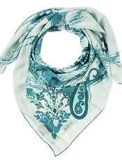 روسری میرای مدل M-241 - شال مارکت -  - 2