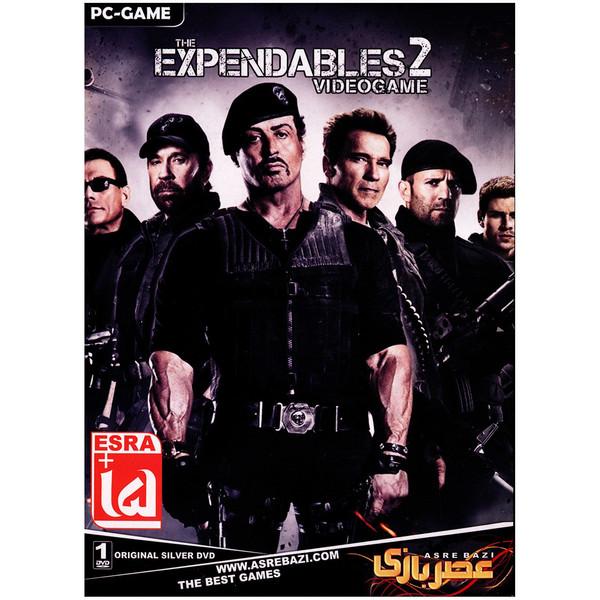 بازی کامپیوتری The Expendables 2