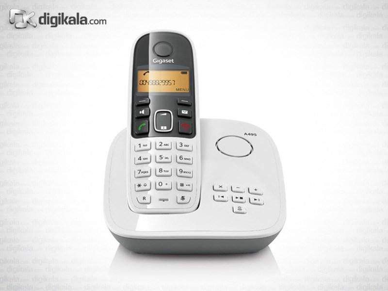 تلفن بی سیم گیگاست مدل A495